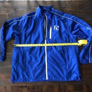 Kansas City Royals Windbreaker XL
